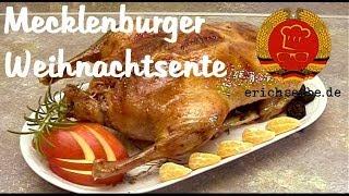 Mecklenburger Weihnachtsente