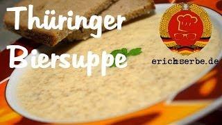 Thüringer Biersuppe