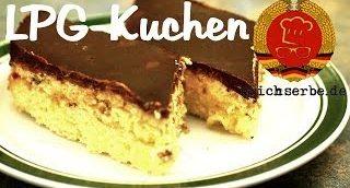 LPG-Kuchen