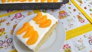 Mandarinen Quark Kuchen Video Rezepte Info