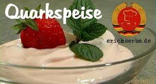 Quarkspeise