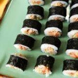 Scharfes Thunfisch Sushi